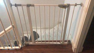 Barrera puertas o escalera