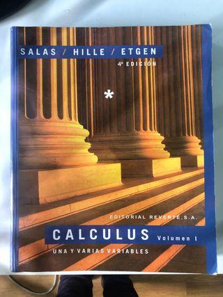 Calculus Volumen I