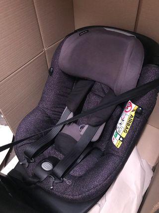 Silla de coche bebé confort i-size axissfix plus