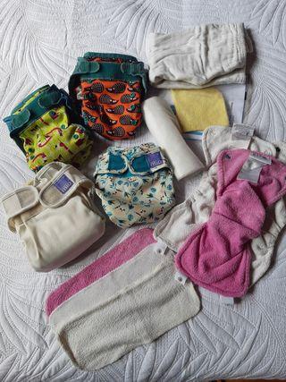 Pack pañales tela PopIn