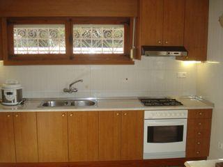 Mueble de cocina con electrodomésticos