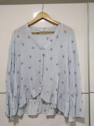 blusa Mango talla L