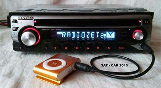 radio cd Kenwood mp3