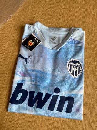 Camiseta del Valencia 2020-2021