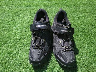 Zapatillas Shimano SHMT-43L.