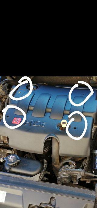 soportes para guardapolvos de motor