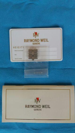 Reloj de mujer Reymond Weil Parsifal