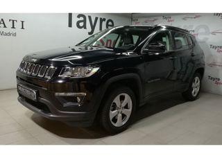 Jeep Compass Longitude automático diesel 140 CV