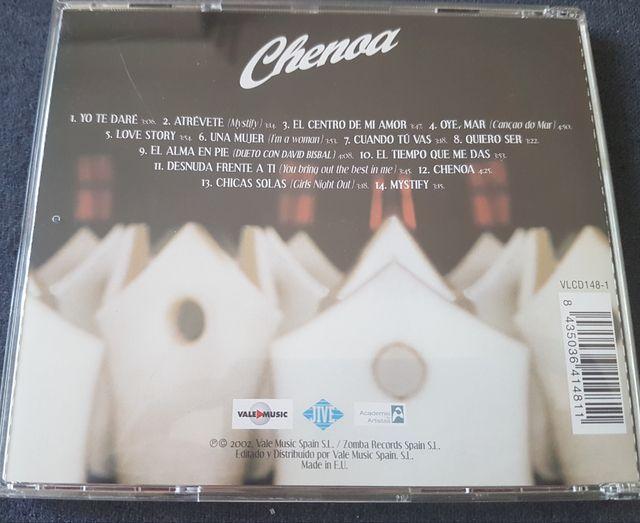 Chenoa Primer cd 2002