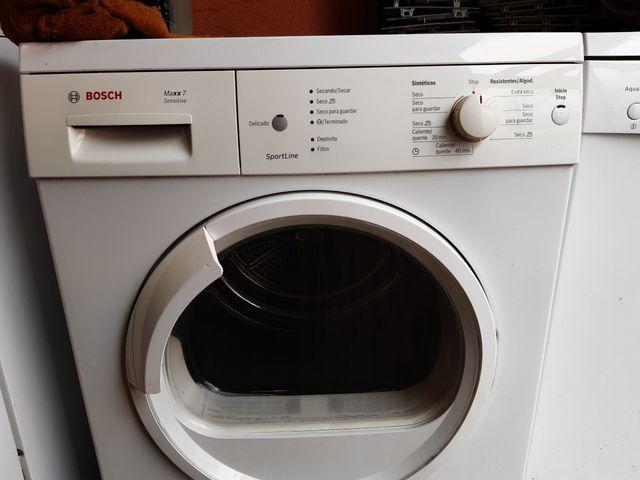 secadora Bosch 8 kg de condensación