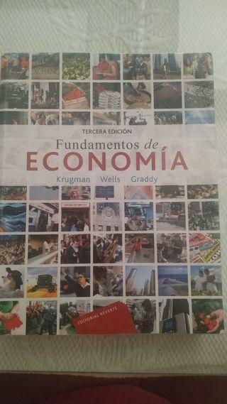 Libro Fundamentos de la Economía. UNED.