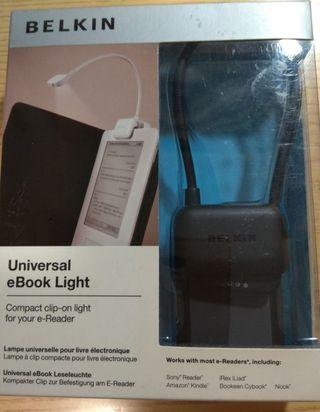 Luz para e-book NUEVA