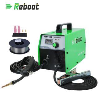 Equipo de soldadura REBOOT MIG 120 220V soldadura