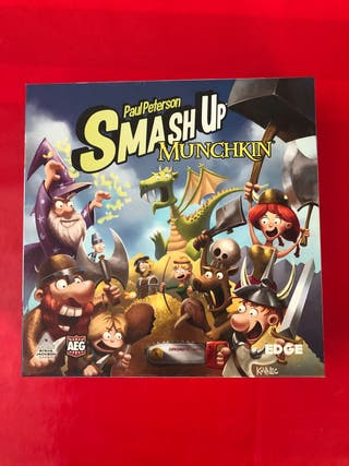Smash Up-Munchkin