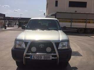Toyota Land Cruiser 90 2001