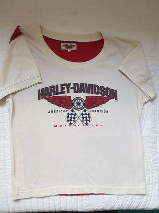 Camiseta de Harley Davidson Mujeres