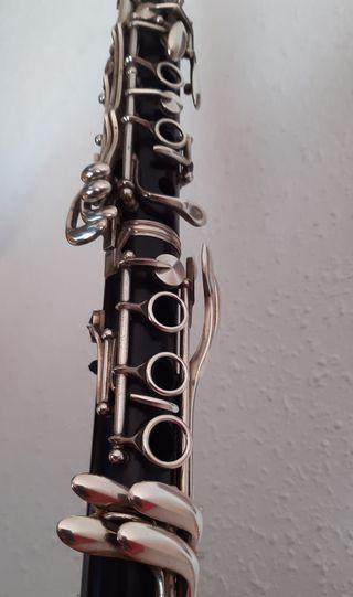 Clarinete en Sib