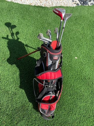 Bolsa palos golf niño
