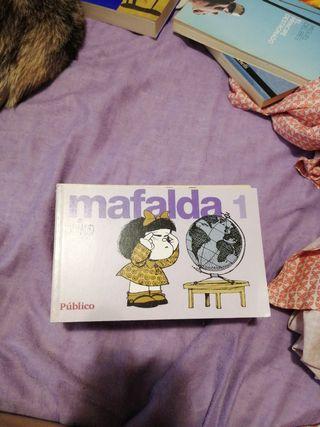 colección cómics Mafalda