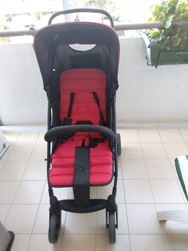Carrito bebé Hauck Rapid 4
