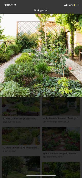 Gardening/maintenance