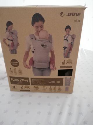Mochila porta bebes
