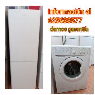 pack combi y lavadora con garantía