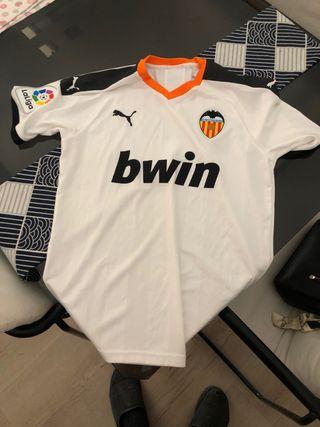 Camiseta oficial Valencia FC