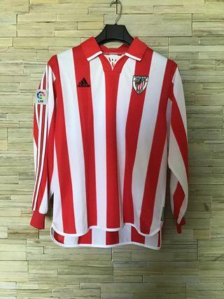 Camiseta Athletic Club Bilbao match worn