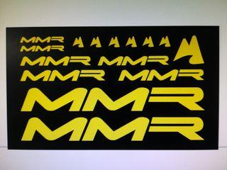 Kit pegatinas MMR