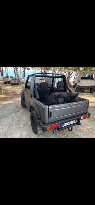 Suzuki 4X4 Santana Samurai 1990