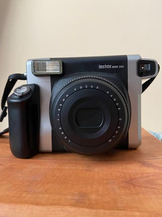 Cámara instax wide 300 Fujifilm