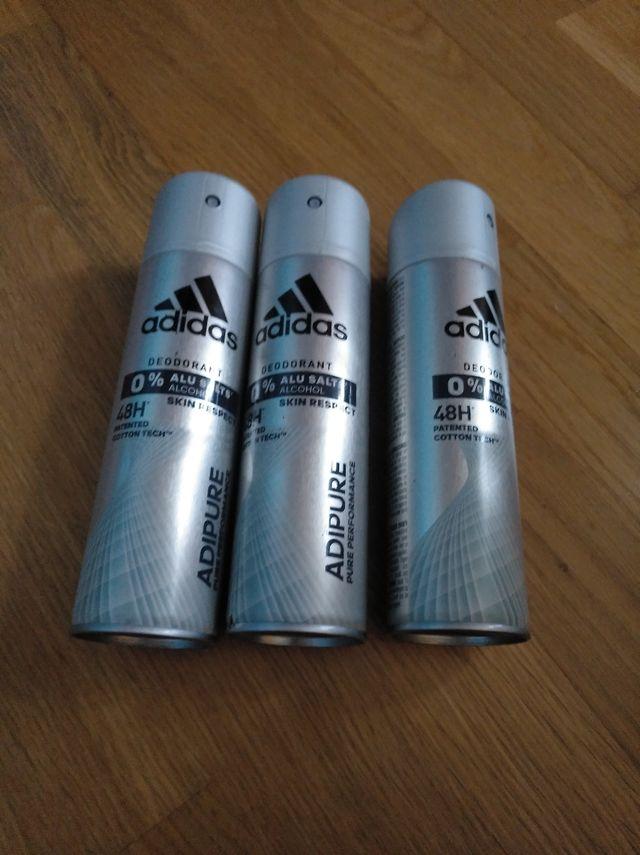 desodorante Adidas spray para hombre