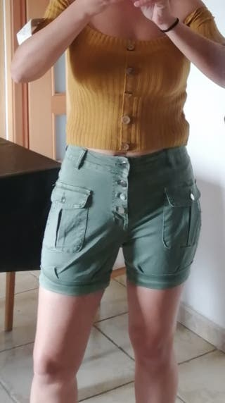 Short nuevo Hello Miss talla 36