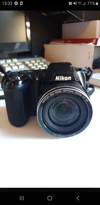 Cámara de fotos Nikon Coolpix L810