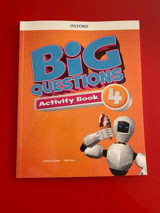 Big Questions 4. Activity book.