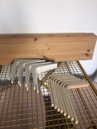 Baldas Madera IKEA