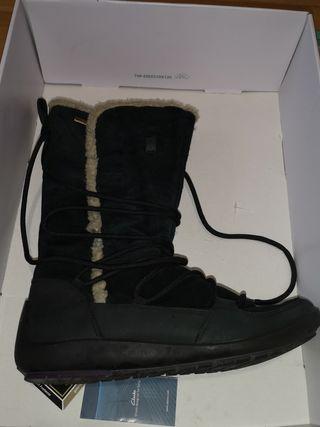 botas forradas de gorotex