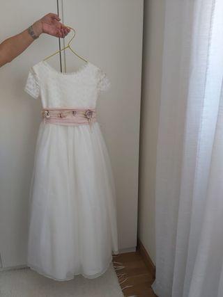 se vende vestido de comunion