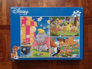 Puzzle Disney 6 años Clementoni