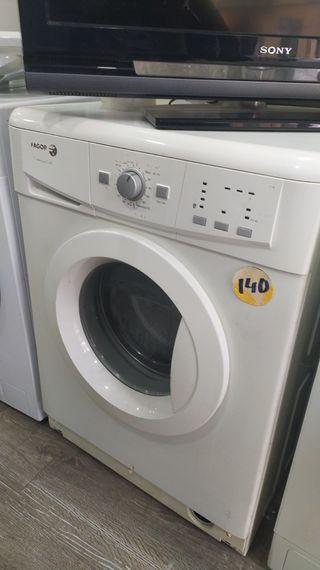 Lavadora Fagor 6kg. 1 AÑO DE GARANTÍA