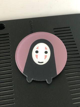 Badge No Face Kaonashi Ghibli