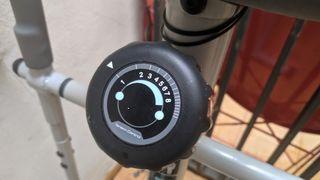 Bicicleta elíptica discover