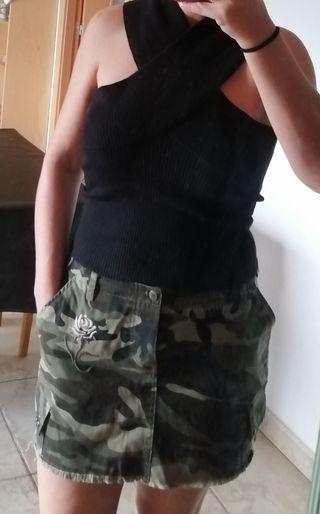 Falda Kamora talla 38