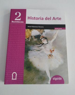 se vende libro 2° bachillerato bellas artes