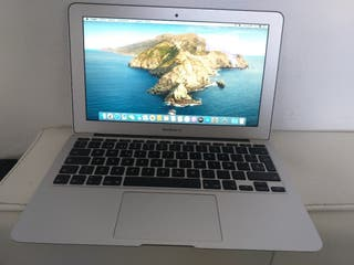 "MacBook air i5 mediados 2012 11"" 4ram 128ssd"