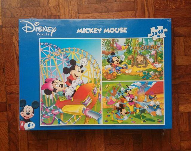 Puzzle Disney Clementoni 6 años