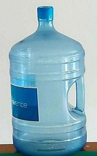 garrafa para dispensador de agua