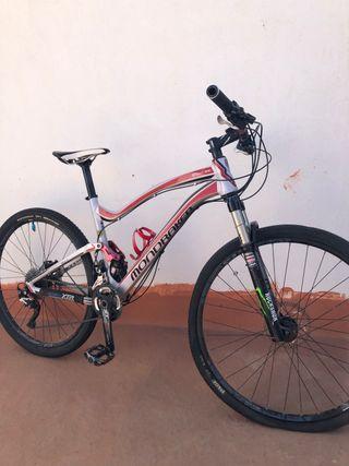 Mondraker bicicleta MTB
