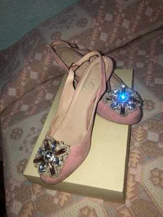 Zapato novia 39